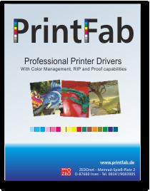 PrintFab | Printer Driver & RIP